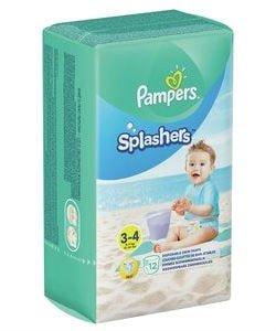 Pampers zwembroekjes 3 12 stuks