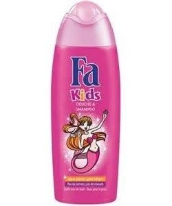 fa douche kids mermaid 250 ml