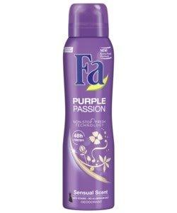Fa deo spray 150ml purple passion