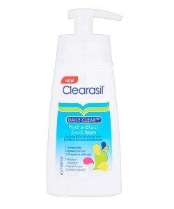 Clearasil Wash Daily Clear Hydra Blast 3in1  150 ml