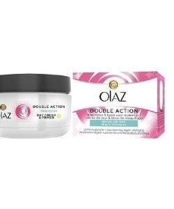 olaz essentials double action dagcreme gevoelige huid
