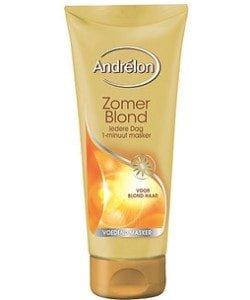 Andrelon haarmasker zomerblond 180ml