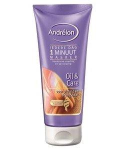 Andrelon haarmasker 1min oil & care