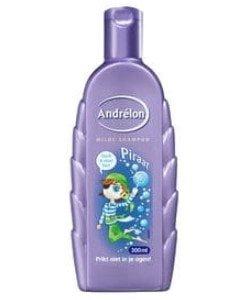 andrelon shampoo kids piraat 300 ml