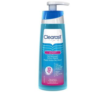 Clearasil ultra gel wash 200ml