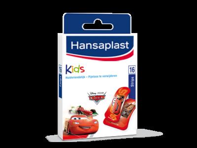 hansaplast pleisters kids car 16 strips