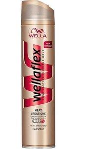 wellaflex hairspray heat creation 200 ml