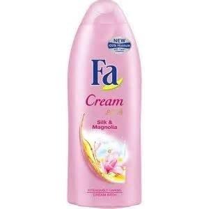 fa bad cream & oil silk & magnolia 500 ml
