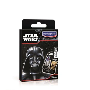 Hansaplast kids star wars 16st