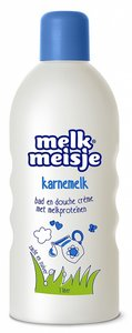 Melkmeisje bad en douche karnemelk 1000ml